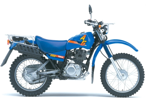 yamaha ag 200