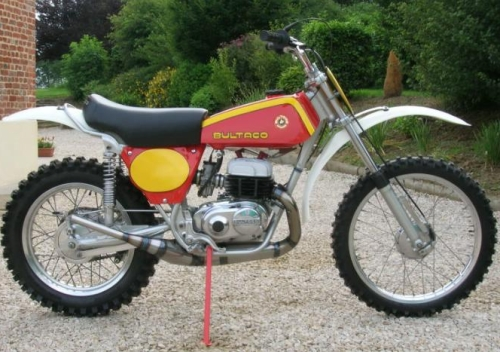 bultaco 360 pur sang