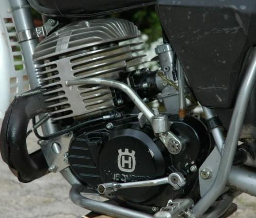 husqvarna 005 moteur 430 wr 1982 2