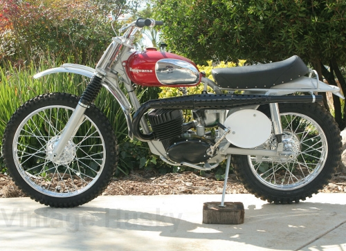 husqvarna 250
