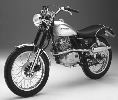 suzuki 125 vd classic
